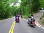 Startof ride